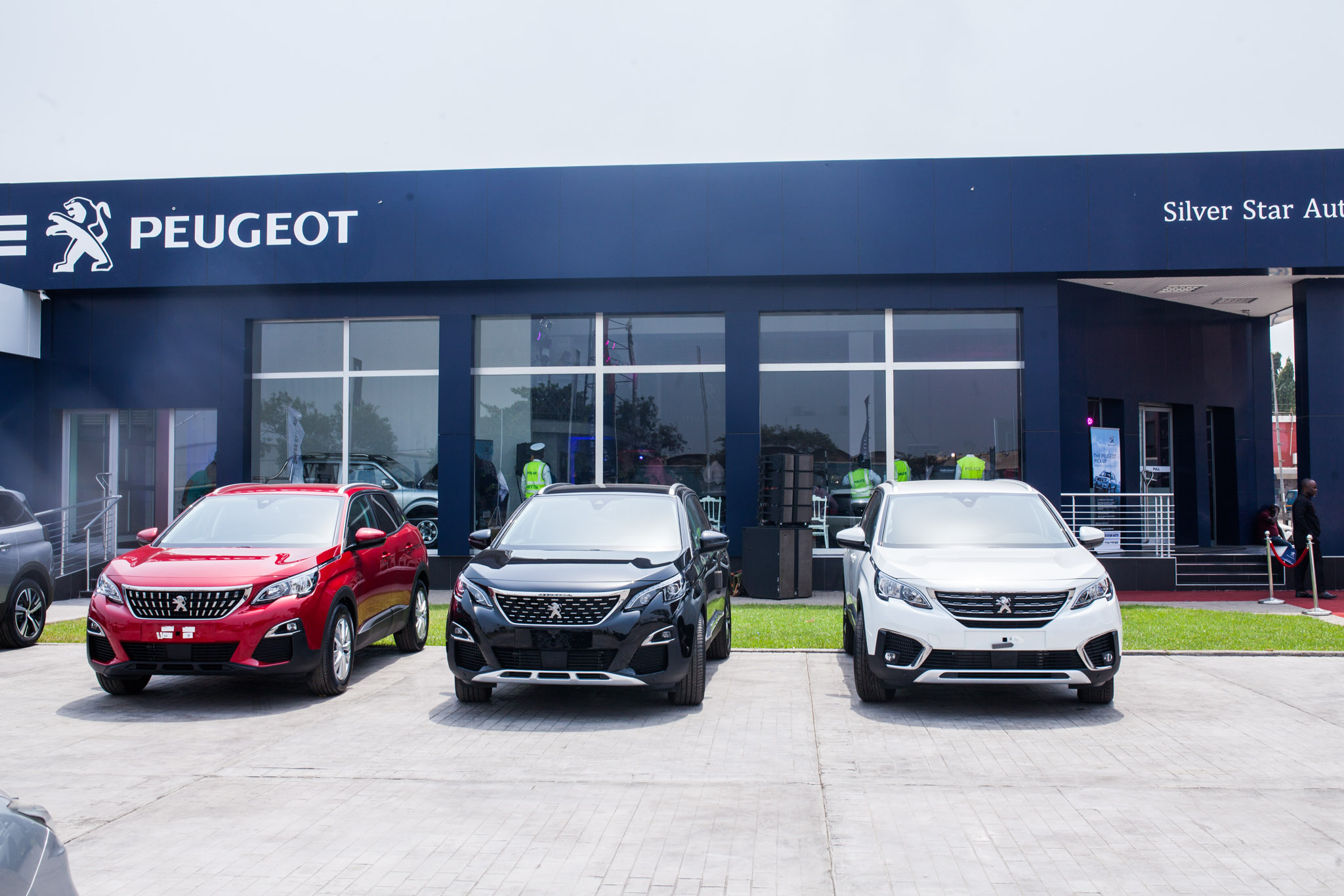 Silver Star Auto Launches Peugeot And Citroen Range Of Vehicles As Exclusive Distributor In Ghana